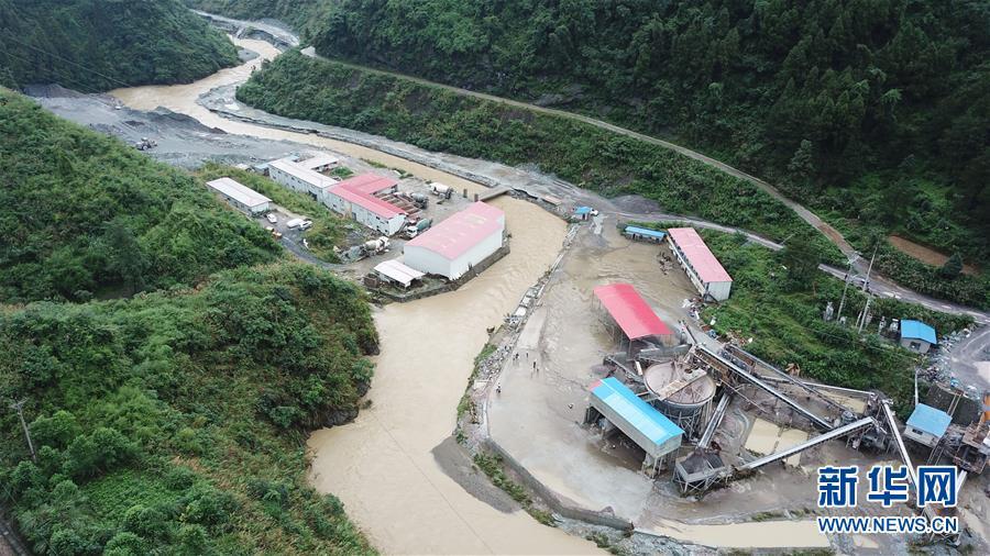 (防汛抗洪·圖文互動)(2)山洪中的生死救援半小時