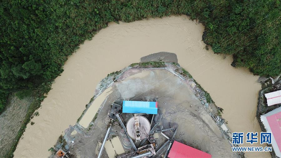(防汛抗洪·圖文互動)(5)山洪中的生死救援半小時