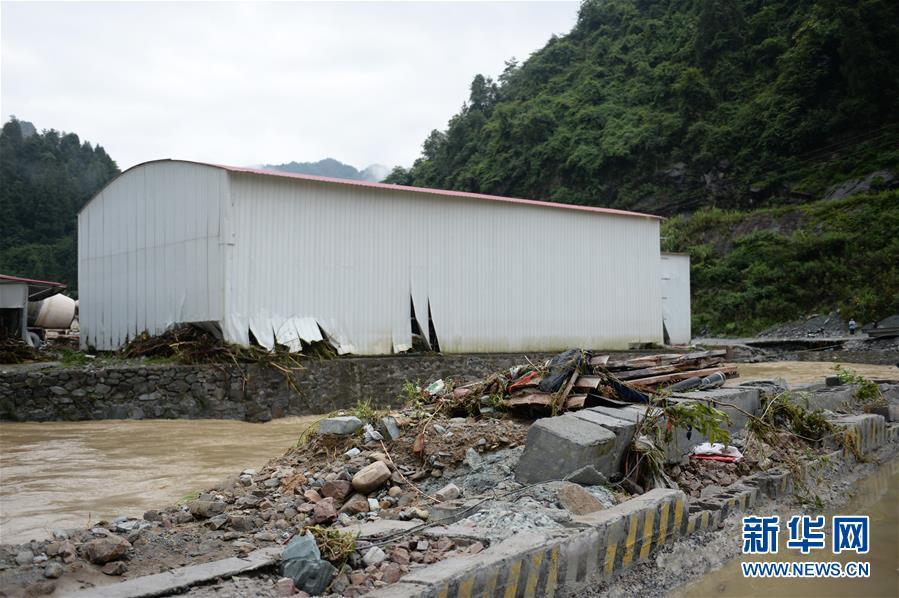 (防汛抗洪·圖文互動)(6)山洪中的生死救援半小時