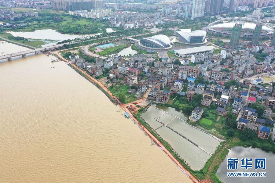 (新華全媒頭條·圖文互動)(2)為了人民群眾生命財產安全——聚焦關鍵時期全國防汛抗洪工作
