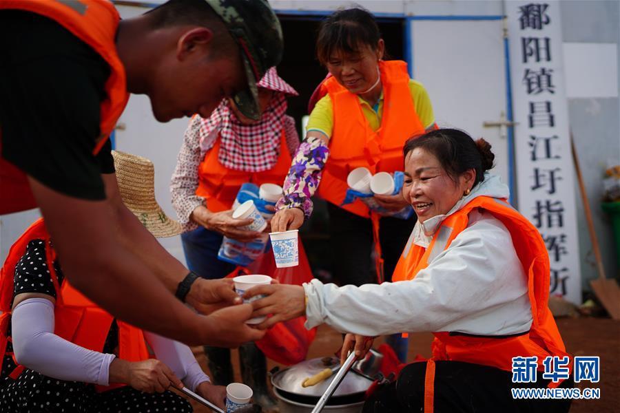 (新華全媒頭條·圖文互動)(3)為了人民群眾生命財產安全——聚焦關鍵時期全國防汛抗洪工作