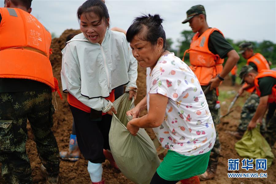 (新華全媒頭條·圖文互動)(4)為了人民群眾生命財產安全——聚焦關鍵時期全國防汛抗洪工作