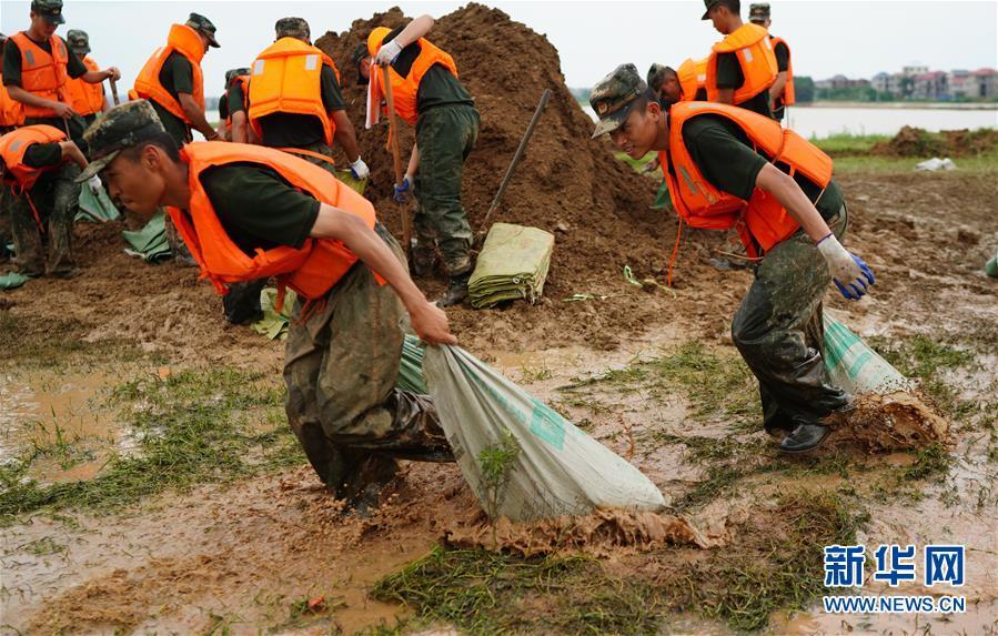 (新華全媒頭條·圖文互動)(7)為了人民群眾生命財產安全——聚焦關鍵時期全國防汛抗洪工作