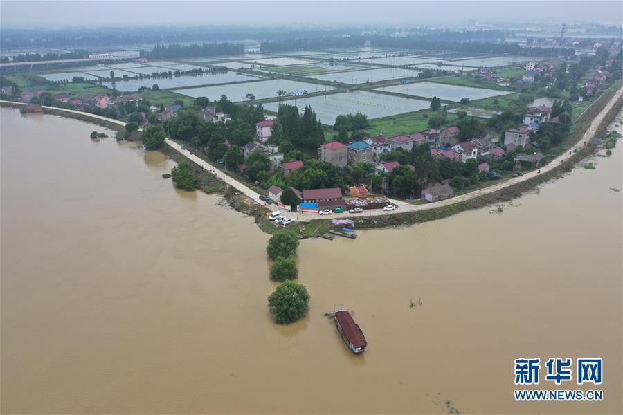 (新華全媒頭條·圖文互動)(12)為了人民群眾生命財產安全——聚焦關鍵時期全國防汛抗洪工作