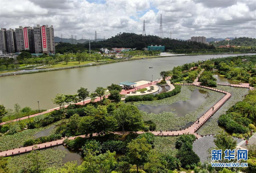 """(走向我们的小康生活·图文互动)(4)从永庆坊到湿地公园:珠三角探索城市建设的""""民生新路"""""""