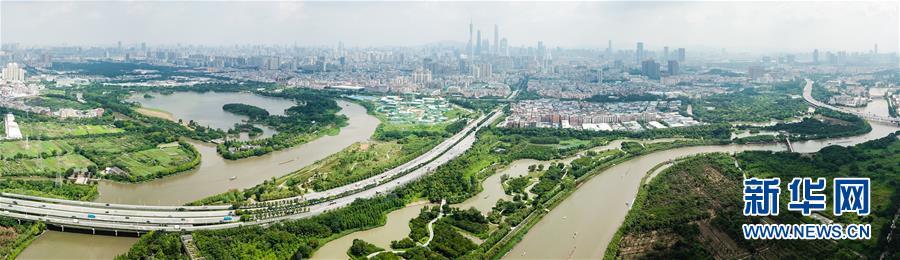 """(走向我们的小康生活·图文互动)(8)从永庆坊到湿地公园:珠三角探索城市建设的""""民生新路"""""""
