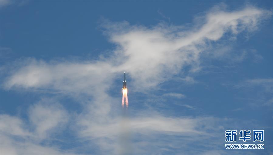 """(图文互动)(4)我国首次火星探测任务""""天问一号""""探测器成功发射"""