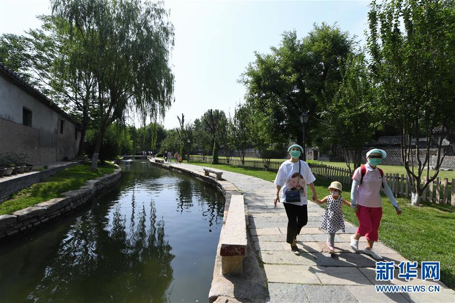 (新华全媒头条·图文互动)(8)老胡同里的新生活——北京老城探访记