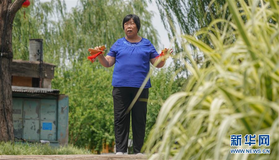 (新华全媒头条·图文互动)(10)老胡同里的新生活——北京老城探访记