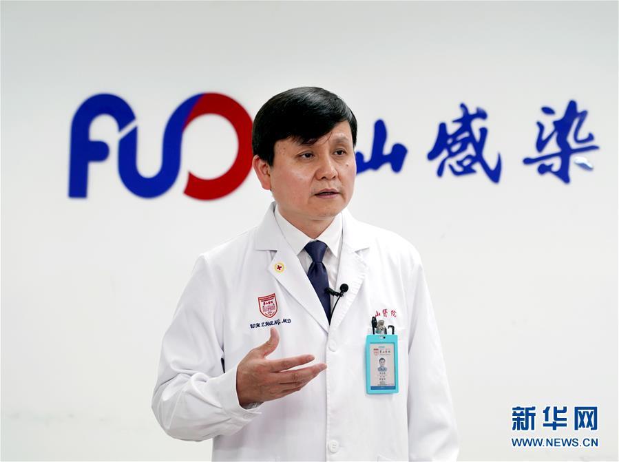 """(图文互动)(1)扩大检测,避免医疗资源""""应接不暇""""——张文宏谈香港疫情防控对策"""
