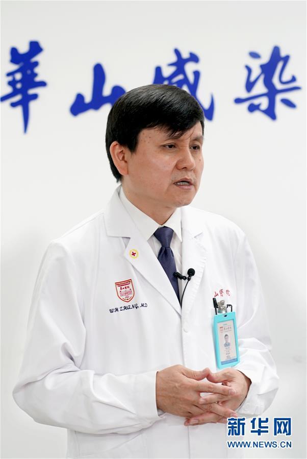 """(图文互动)(3)扩大检测,避免医疗资源""""应接不暇""""——张文宏谈香港疫情防控对策"""