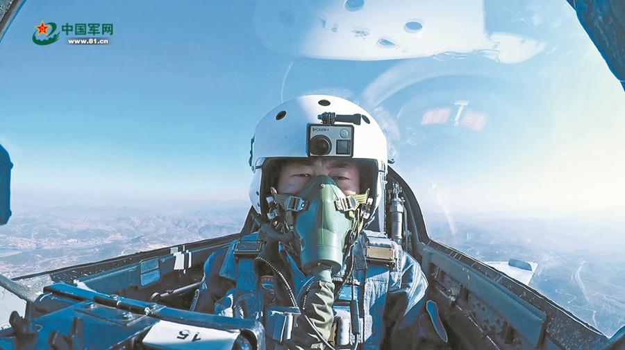 5290小时!他创造出中国空军歼击机安全飞行时间最长纪录