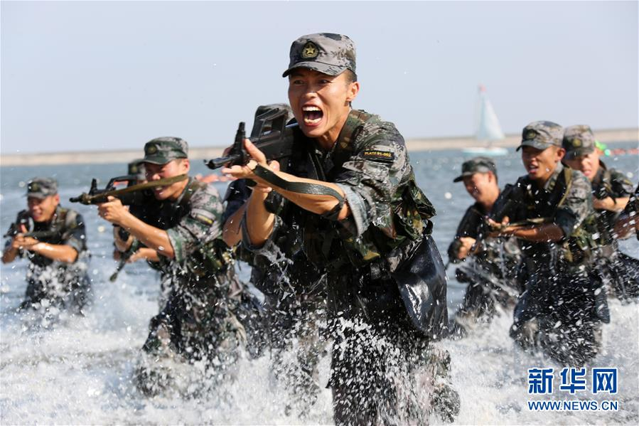 (图文互动)(2)牢记嘱托锻雄师——写在中国人民解放军建军93周年之际
