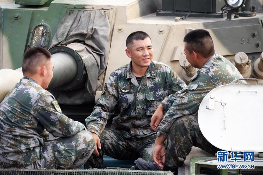 (图文互动)(6)牢记嘱托锻雄师——写在中国人民解放军建军93周年之际