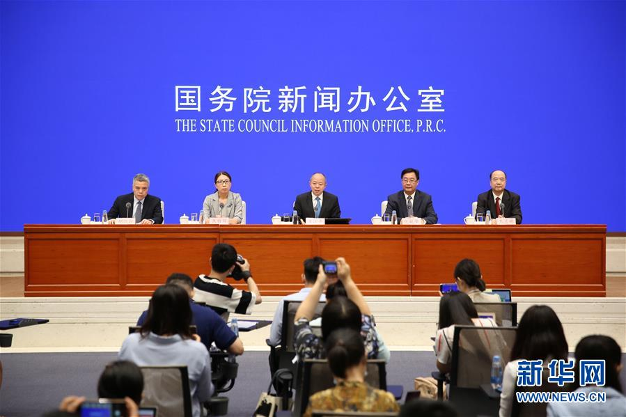 (社會)提高新冠病毒檢測能力國務院政策例行吹風會在京舉行