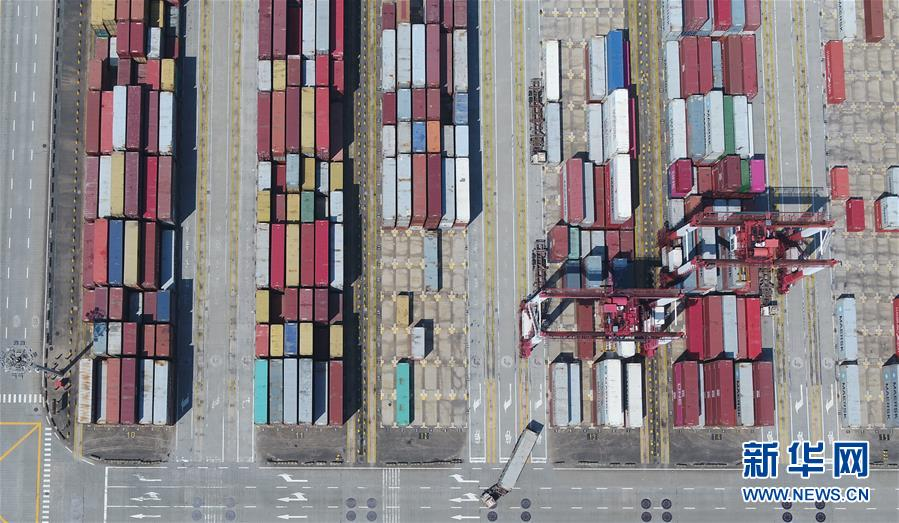 (新华全媒头条·图文互动)(7)构建双循环 闯出新天地——从长三角看中国外贸新动能