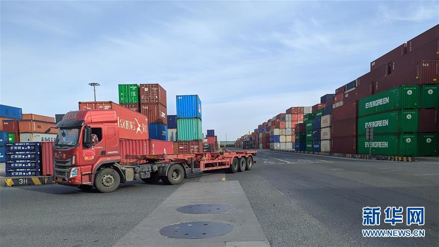 (新华全媒头条·图文互动)(10)构建双循环 闯出新天地——从长三角看中国外贸新动能
