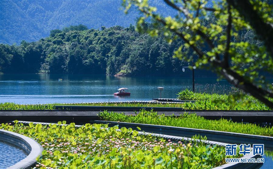 《【恒达在线娱乐注册】生态文明之光照耀美丽中国——写在绿水青山就是金山银山理念提出15周年之际》