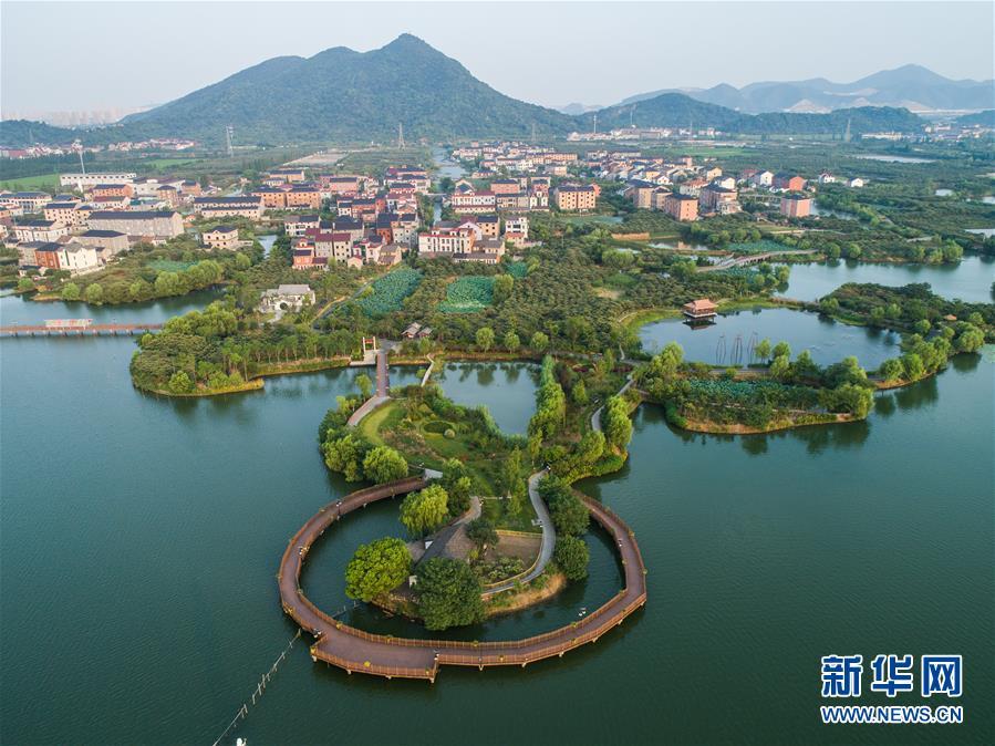 (新华全媒头条·图文互动)(9)生态文明之光照耀美丽中国——写在绿水青山就是金山银山理念提出15周年之际