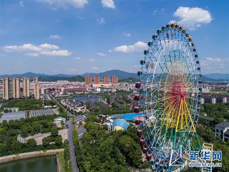 (新华全媒头条·图文互动)(13)生态文明之光照耀美丽中国——写在绿水青山就是金山银山理念提出15周年之际