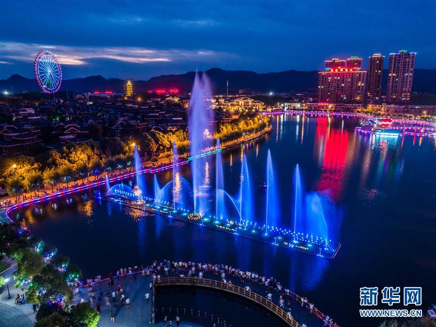 (新华全媒头条·图文互动)(14)生态文明之光照耀美丽中国——写在绿水青山就是金山银山理念提出15周年之际