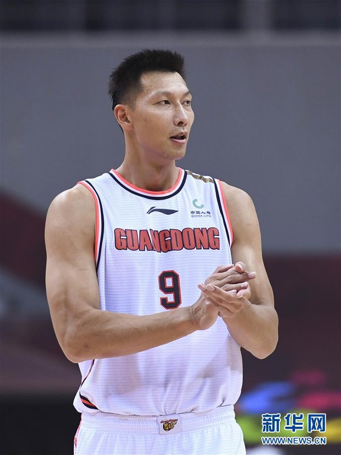(體育)(38)籃球——CBA總決賽:廣東東莞銀行奪冠