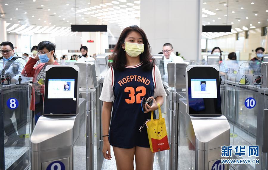 (社會)(3)粵澳宣布開通橫琴口岸新旅檢區域