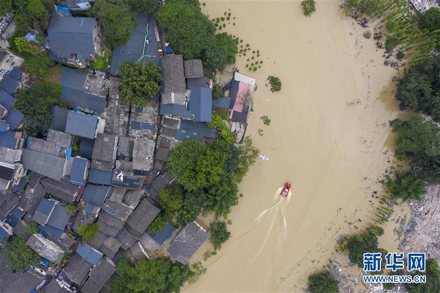 (环境)(1)重庆启动洪水防御I级应急响应