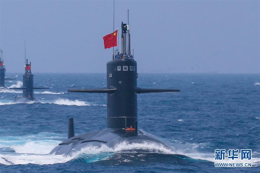 """(在习近平强军思想指引下·我们在战位报告·图文互动)(1)锻造共和国""""水下盾牌""""——北部战区海军某潜艇部队备战打仗记事"""