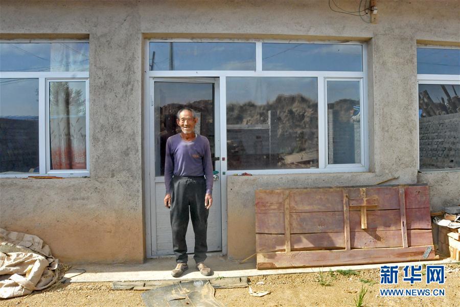 (新華全媒頭條·圖文互動)(7)黃土地上向陽花開——來自山西深度貧困地區的脫貧故事