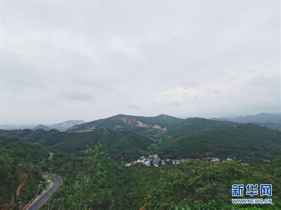 """(走向我们的小康生活·图文互动)(2)山水田园里 趟出""""幸福路""""——天津美丽乡村新图景"""
