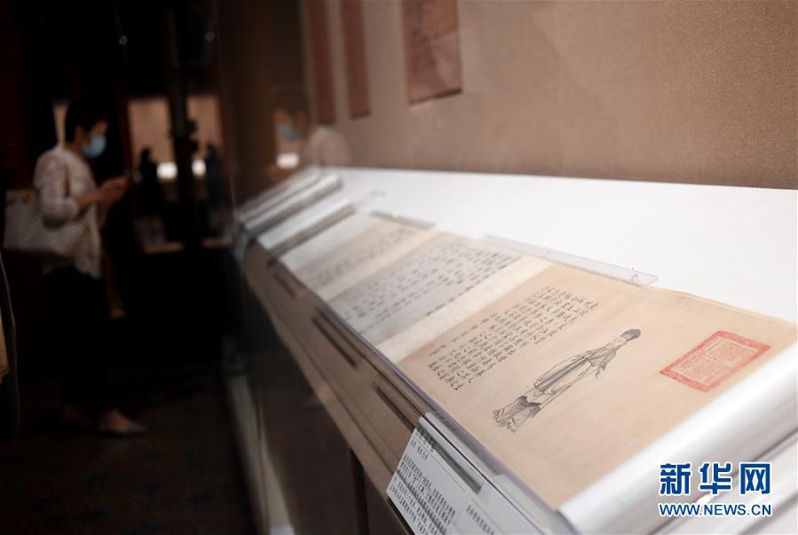 (文化)(3)故宮將舉辦蘇軾主題書畫特展
