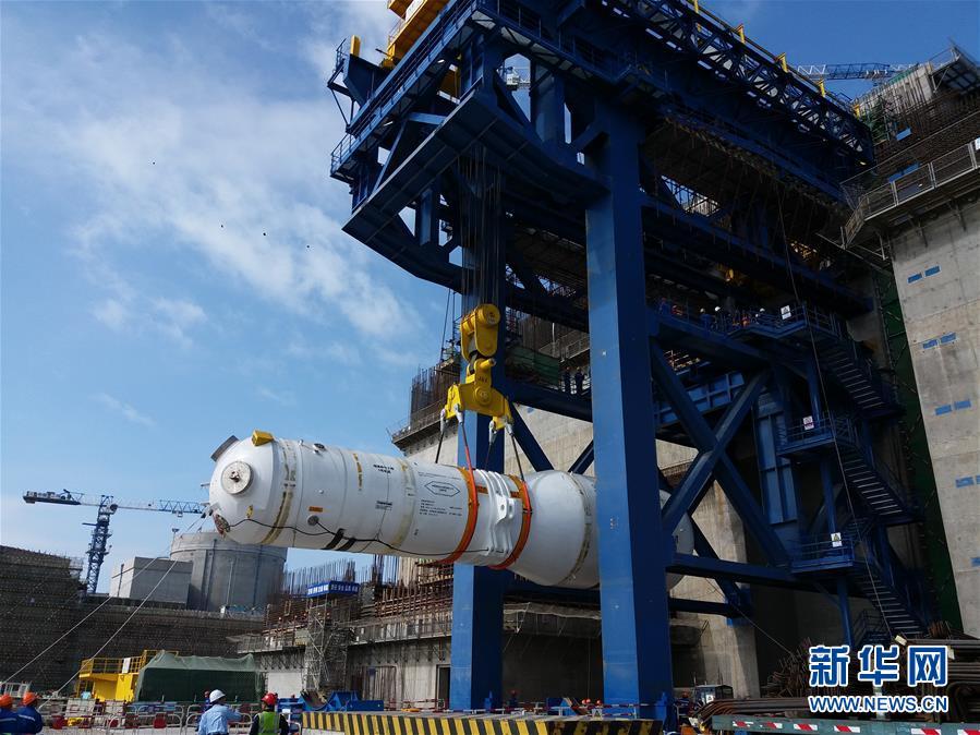 (熱點鮮報·圖文互動)自力更生 和平之核——中國核能發電50年記