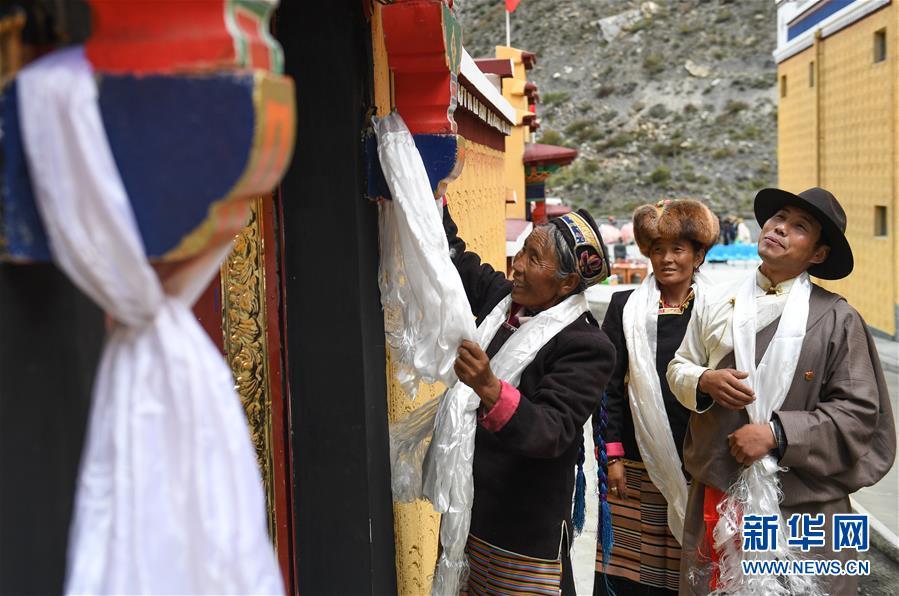 (新华全媒头条·图文互动)(5)庄重的承诺 历史的奇迹——西藏自治区决战脱贫攻坚纪实