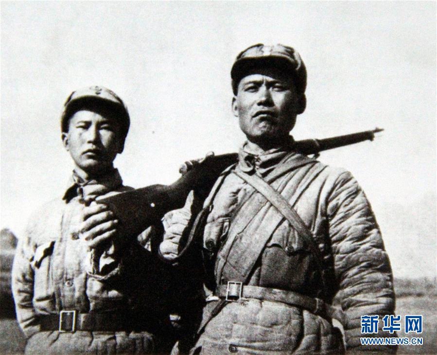(图文互动)(2)走向复兴的历史回响――纪念中国人民抗日战争暨世界反法西斯战争胜利75周年