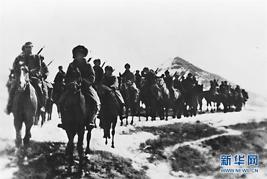 (图文互动)(3)走向复兴的历史回响――纪念中国人民抗日战争暨世界反法西斯战争胜利75周年