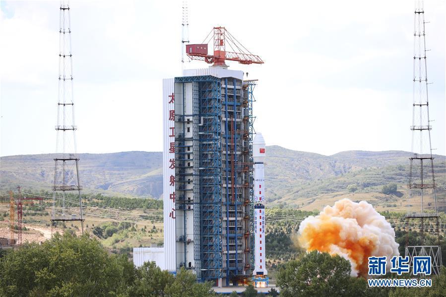 (科技)(2)我国成功发射高分十一号02星