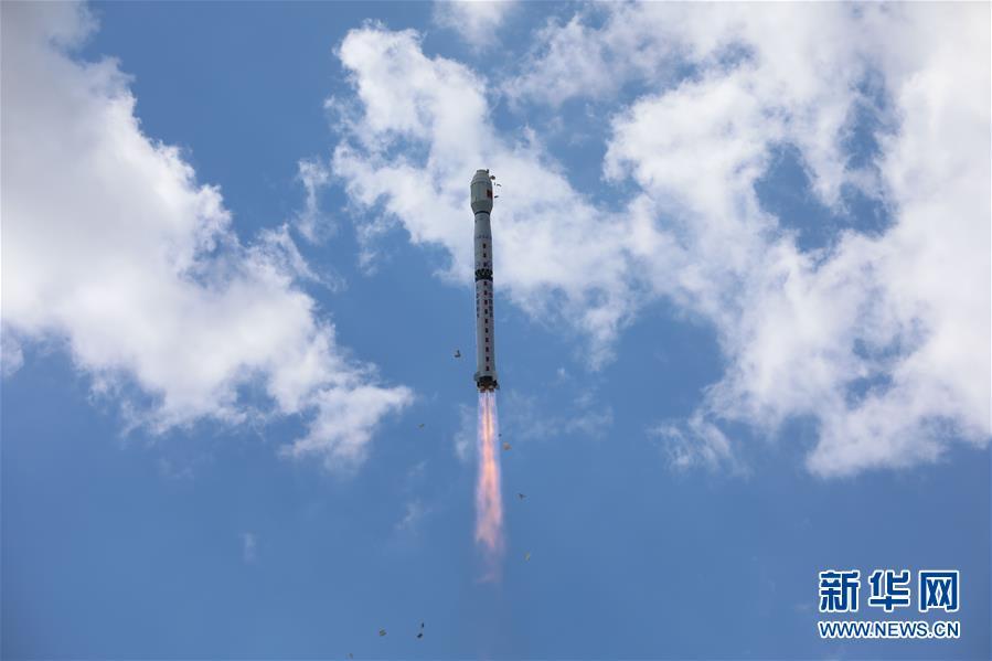 (科技)(1)我国成功发射高分十一号02星