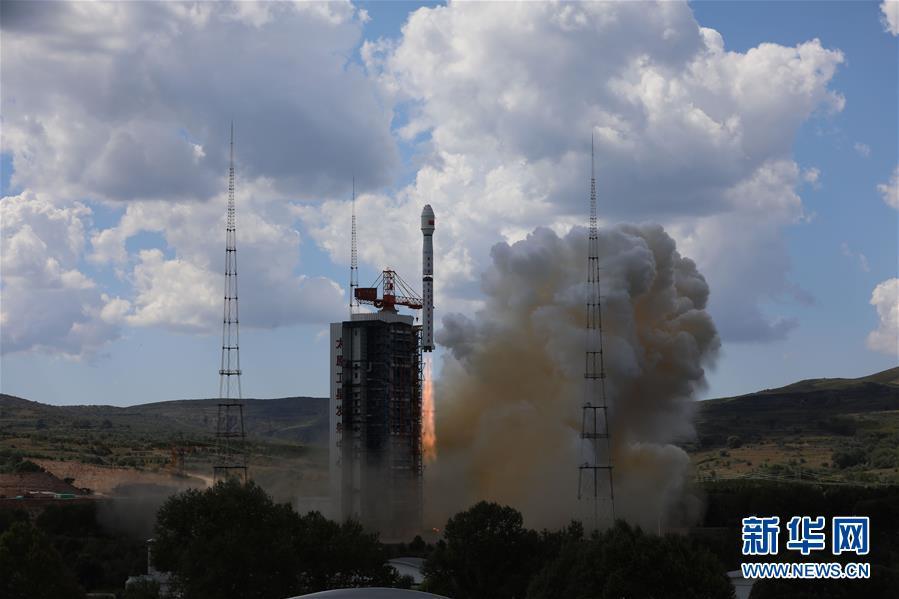 (科技)(4)我国成功发射高分十一号02星