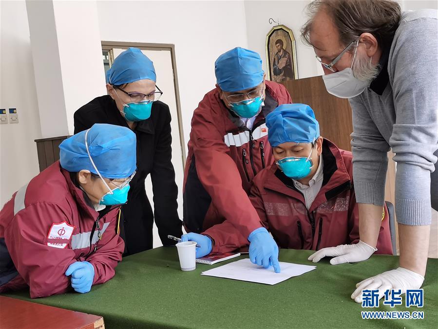 (新華全媒頭條·圖文互動)(14)在磨難中砥礪復興力量——中國抗擊新冠肺炎疫情偉大斗爭啟示錄