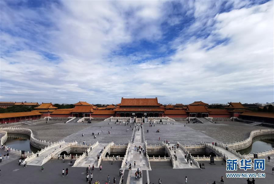 (文化)(1)故宮舉辦紫禁城建成六百年展覽