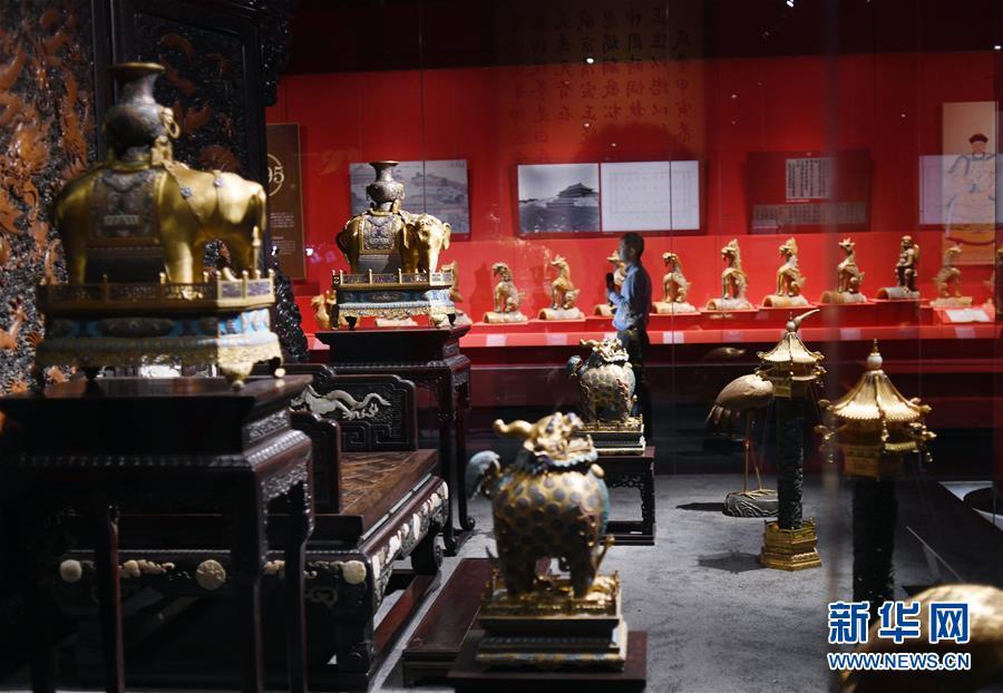 (文化)(5)故宮舉辦紫禁城建成六百年展覽