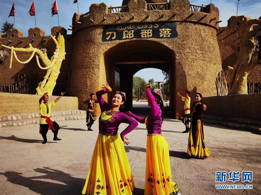 (图文互动)(2)新疆:刀郎文化在旅游开发中获新生
