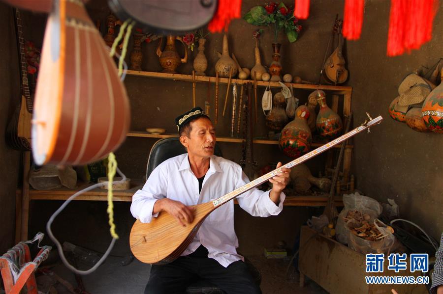 (图文互动)(3)新疆:刀郎文化在旅游开发中获新生