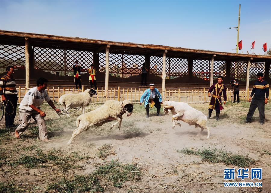 (图文互动)(4)新疆:刀郎文化在旅游开发中获新生