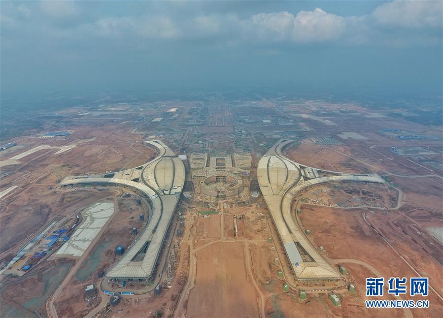 """(新華全媒頭條·圖文互動)(5)西部有個新的""""圈""""——成渝加快雙城經濟圈建設"""
