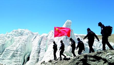 守卫在海拔最高的边境派出所