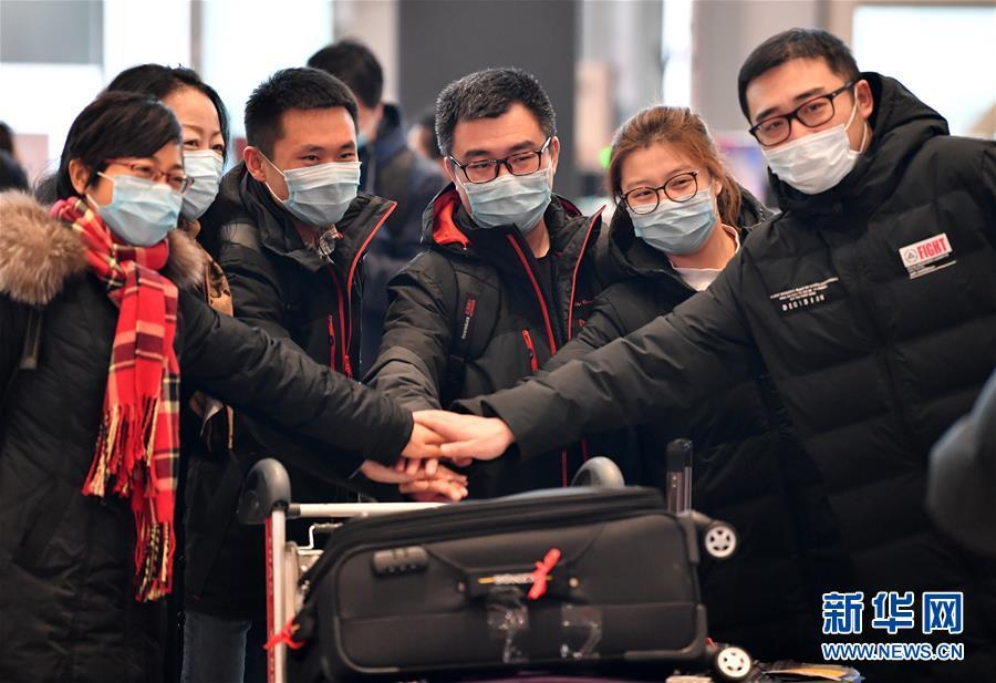 合力筑起生命防线——记天津市对口支援恩施州疾控工作队