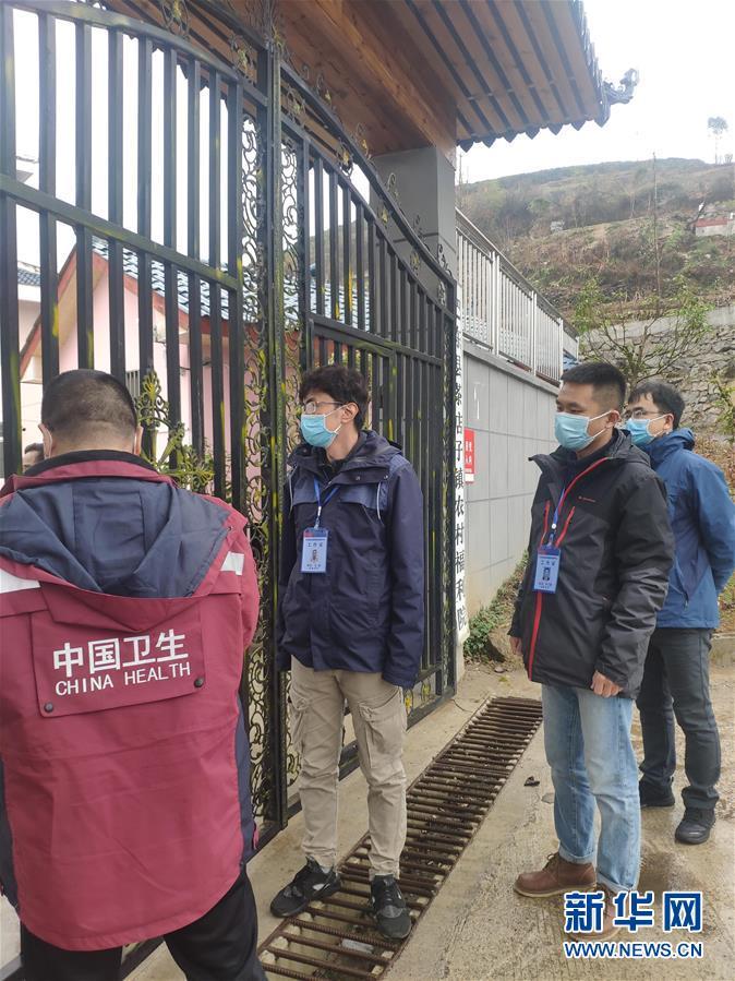 (抗疫一线医务人员英雄群体·图文互动)(6)合力筑起生命防线——记天津市对口支援恩施州疾控工作队
