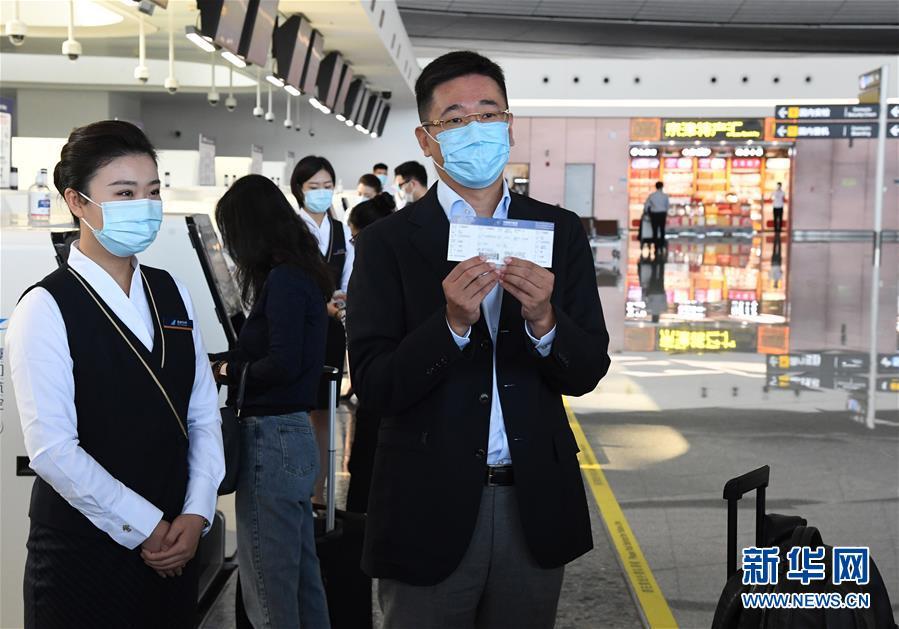 (社会)(2)北京大兴国际机场旅客吞吐量首破1000万人次